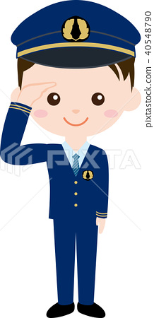 Person Occupation Uniform (male) conductor 40548790