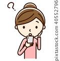 Female smartphone 40552796