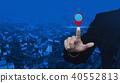 Map pointer navigation concept 40552813