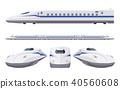 Shinkansen: Set 40560608