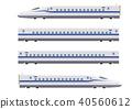火車 電氣列車 馬車 40560612
