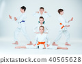 aikido, people, kid 40565628