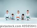 aikido, people, kid 40565641