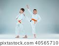 aikido, martial, training 40565710