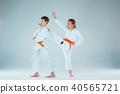 aikido, martial, training 40565721