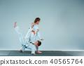 aikido, martial, training 40565764