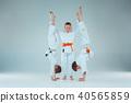 aikido, martial, training 40565859