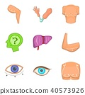 part, body, icons 40573926
