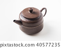 chinese teapot 40577235