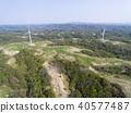 风能 风车 风力涡轮机 40577487
