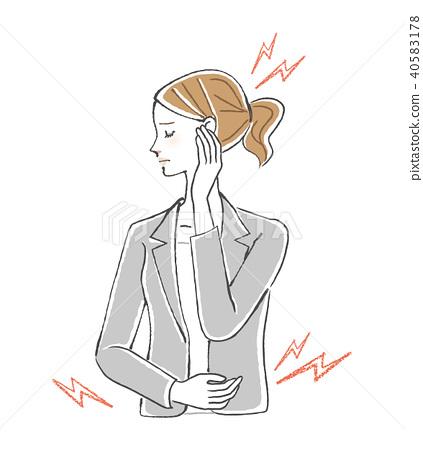 Headache and menstrual pain 40583178