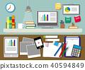 desk, desks, pc 40594849