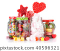 Colorful sweets 40596321