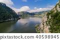 Danube Gorges. Cazanele Mari, Romania 40598945