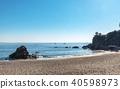 katsura beach, katsura-hama, katsura-hama beach 40598973