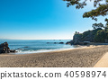 katsura beach, katsura-hama, katsura-hama beach 40598974