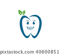 Dental vector icon 40600851