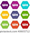 hexahedron, tank, truck 40603712