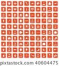 100 organ icons 40604475