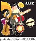 Music festival. 40611887