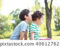 아이, 어린이, 놀이 40612762