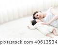 아기 육아 이미지 40613534