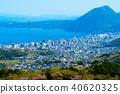 풍경, 경치, 벳푸완 40620325
