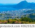 풍경, 경치, 벳푸완 40620326
