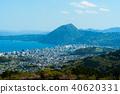 풍경, 경치, 벳푸완 40620331