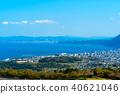 풍경, 경치, 벳푸완 40621046
