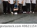 children dancers break dance sports clothes 40621154
