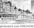 tokyo station, station building, station 40624290