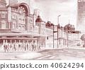 tokyo station, station building, station 40624294