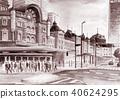 tokyo station, station building, station 40624295