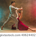 dance, couple, dancer 40624402