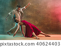 dance, couple, dancer 40624403