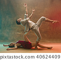 dance, couple, dancer 40624409