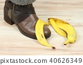 Banana peel good for shoes cleaning 40626349