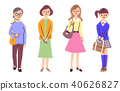 Various generations of women 40626827