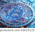 Cryptocurrency Digital Global Business 40629125