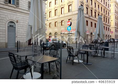이탈리아 로마 거리 Italy Roma Townscape 40635919