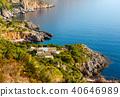 Zingaro sea coast, Sicily, Italy 40646989