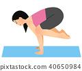 yoga, female, females 40650984