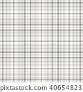 Tartan Seamless Pattern BackgroundPlaid. 40654823