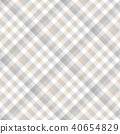 Tartan Seamless Pattern Background  Plaid 40654829