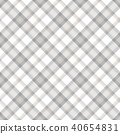 Tartan Seamless Pattern Background  Plaid 40654831