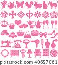 girly, seal, stamp 40657061