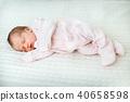 baby, girl, newborn 40658598