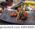 Lamb ribs 40658885
