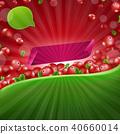 蔓越莓 蔓越橘 紅色 40660014